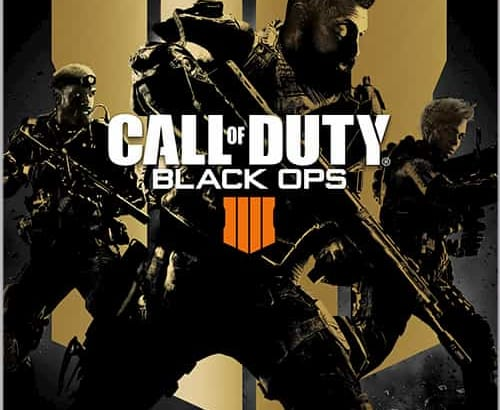 Call of Duty Black Ops 4(CoD BO4)