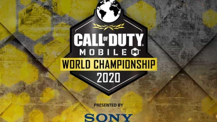 Call of Duty: Mobileワールドチャンピオンシップ2020